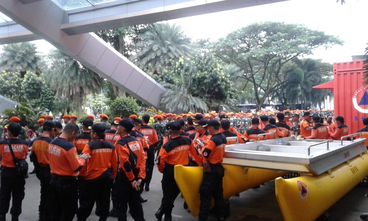 Sebanyak 5.500 Relawan Hadir Pada Rakornas PB 2020