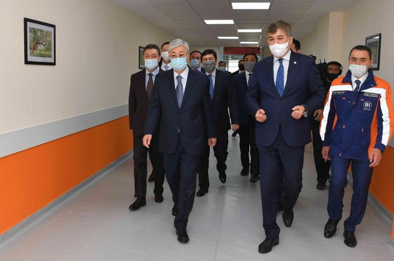 Kazakhstan preparing for Post-Covid challenges