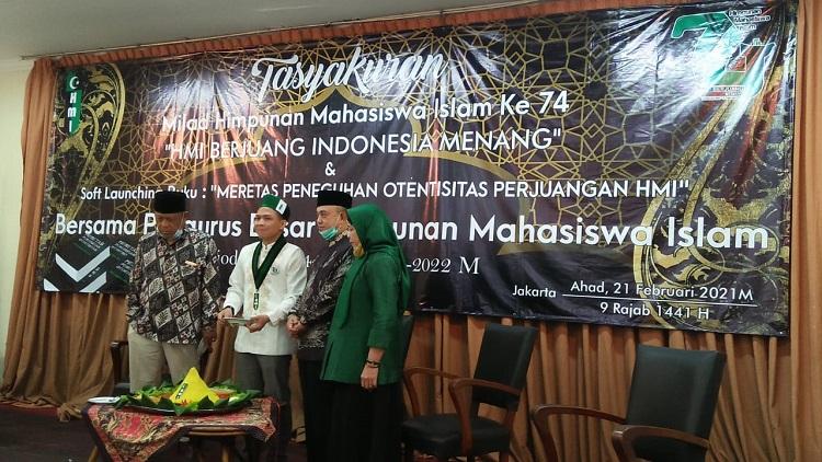 HMI Berjuang Indonesia Menang, Meretas Peneguhan Otensitas Perjuangan HMI.