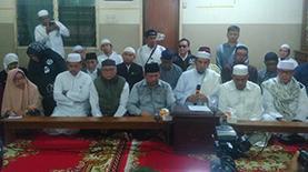 KH Fakhrurozi Ishaq:  Umat Islam Harus Bantu Muslim Uighur