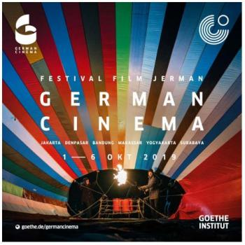 Pemutaran Festival Film Jerman ke Berbagai Kota