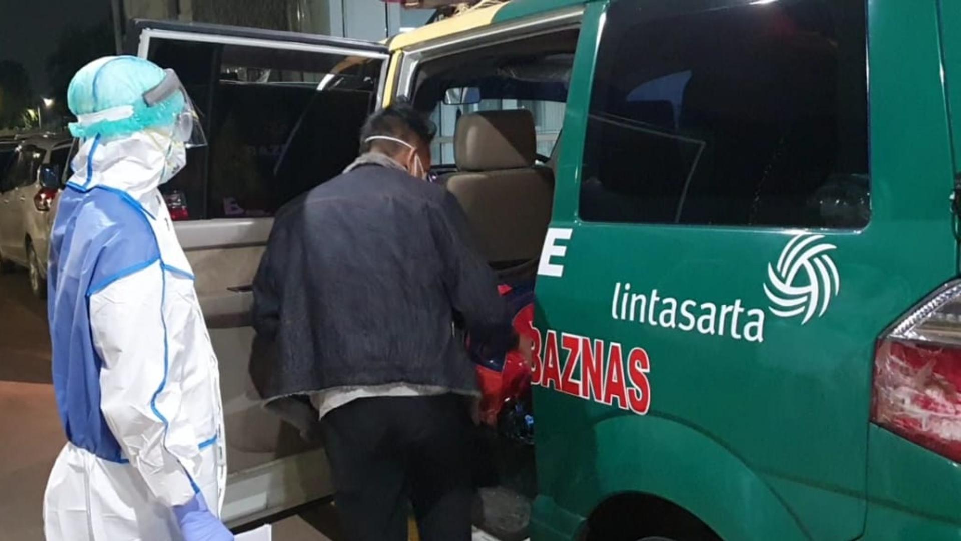 Layanan Ambulans BAZNAS untuk Penanganan Covid-19