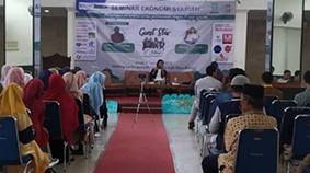 BIEF Selenggarakan Workshop Ekonomi Syariah