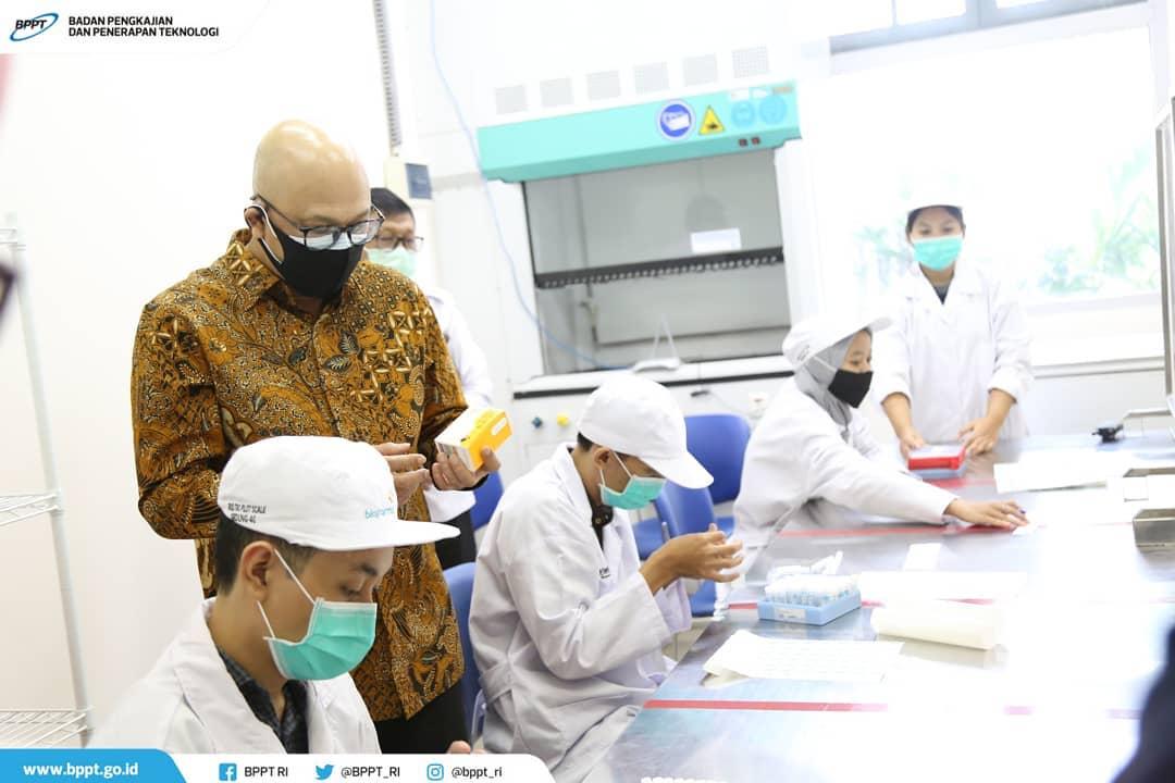 Hilirisasi Teknologi Nasional, Langkah Strategis BPPT dalam Menghadapi Pandemi (II)