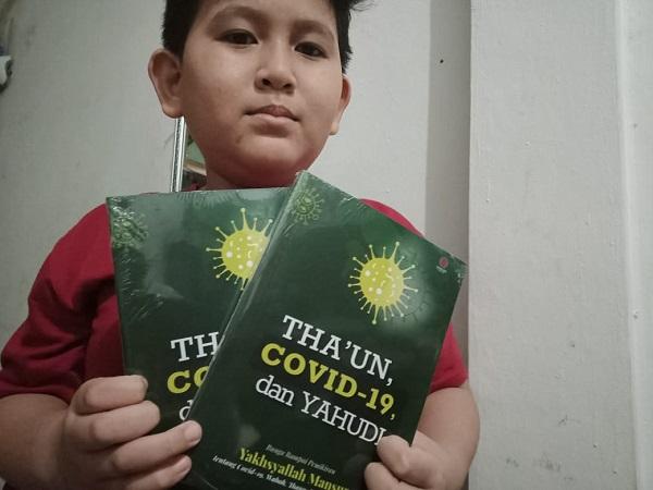 Imaam Yakhsyallah Tulis buku ke-16  tentang Tha un, Covid, dan Yahudi