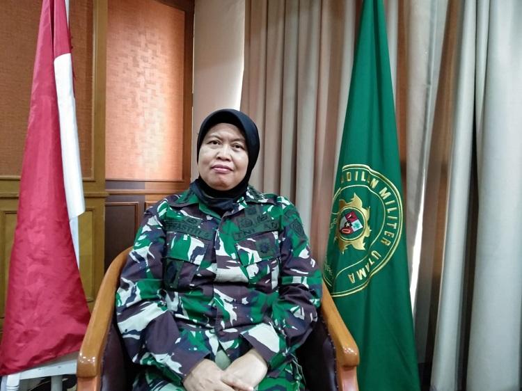 Dilmil II-08 Jakarta Luncurkan Aplikasi Online Menyongsong WBBM