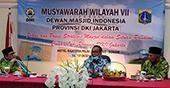 Muswil DMI DKI ke-VII Dibuka Gubernur Anies Baswedan