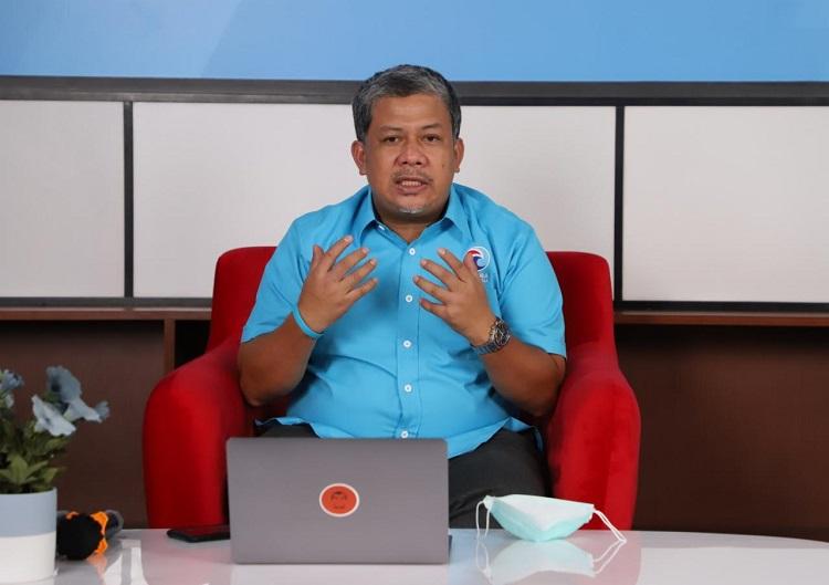 Fahri Hamzah, Partai Gelora Tengah Menyusun Batu Bata Gelombang Perubahan Besar