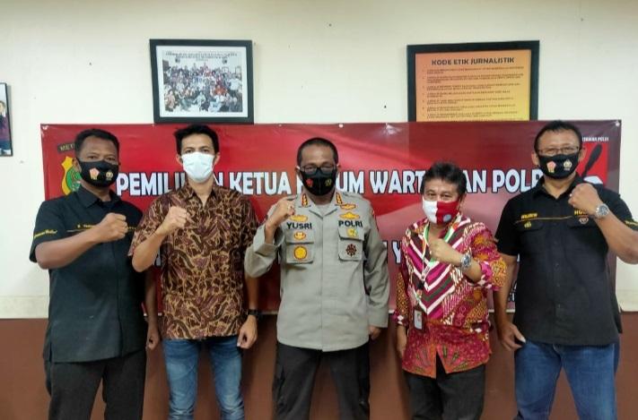 Purna Tugas Sebagai Ketua FWP Dua Periode  Bang Naek Eksekutor Sejati