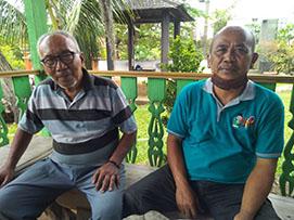 K3D Jelaskan Lokasi Saung Pantau Setu Pengarengan
