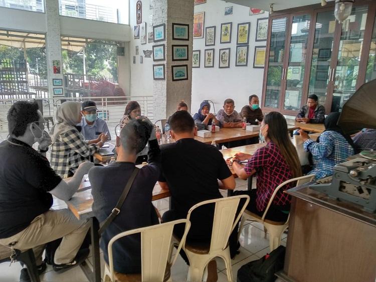 Populasi Kunci Bahas Penanggulangan HIV/AIDS di Jakarta Selatan