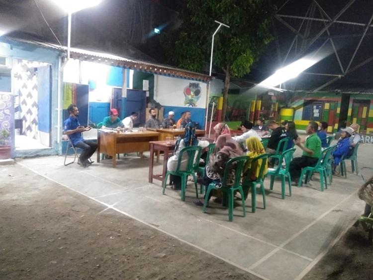 Rapat Persiapan HUT RI Ke-75 di Gelar Warga Jatinegara