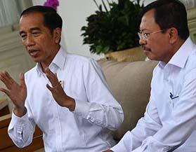 Pernyataan Presiden Jokowi Mengenai Virus Corona
