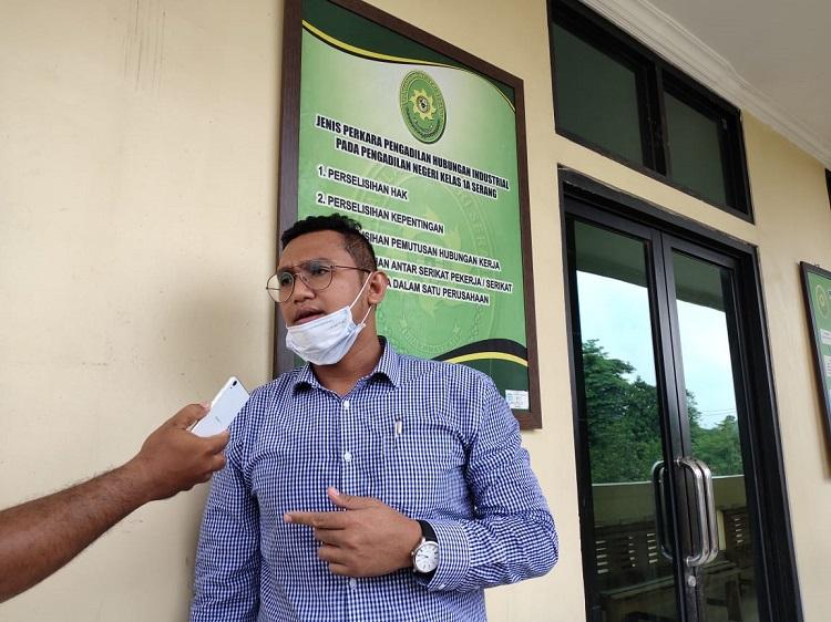 PT Siloam International Hospital Digugat Mantan Karyawan ke PN Serang