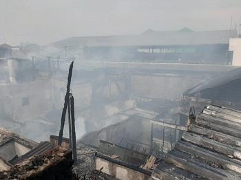 50 KK Jadi Korban Kebakaran di Rawamangun Jaktim