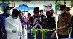 Muhammadiyah Luncurkan Minimarket LogMart