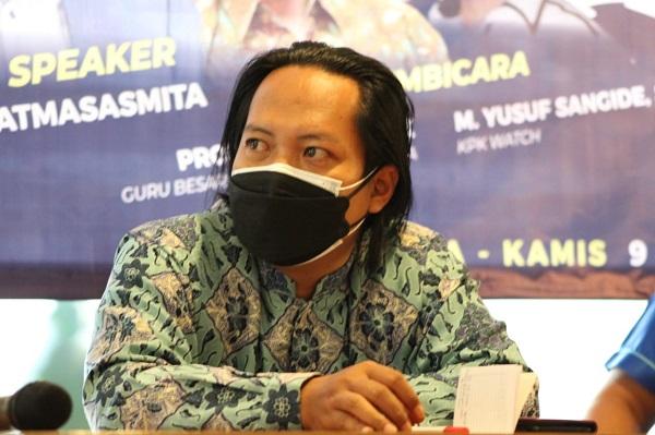 LSAK: Sikap Presiden Jokowi Sangat Baik Ditanya Soal Status Pegawai KPK yang Gagal Tes TWK
