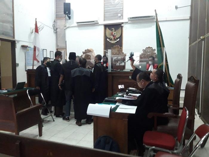 Gegara Dilaporkan Cyber Indonesia Ruslan Buton Masuk Rutan Mabes Polri