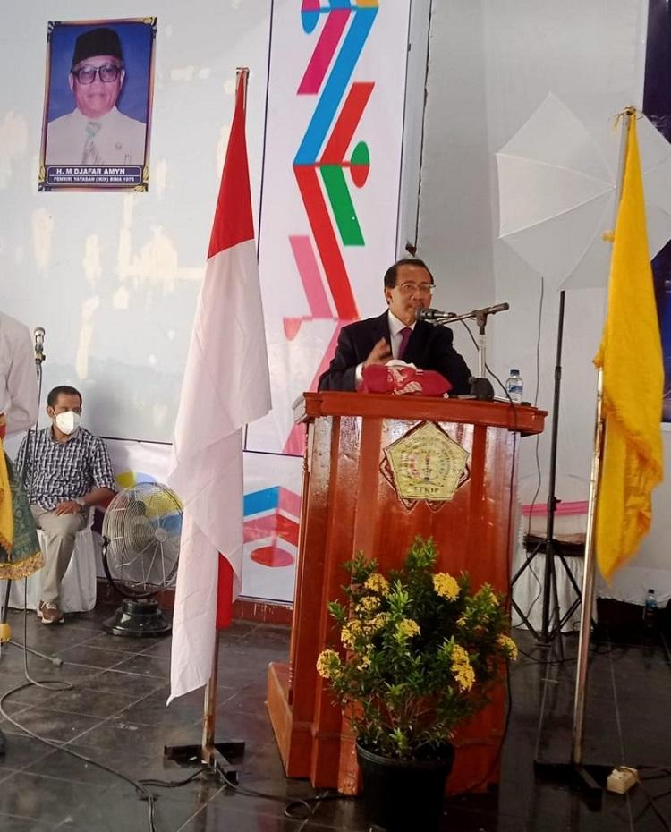 STIKP Bima Tandatangani Memorandum Persetujuan Kemitraan dengan RIVGURU