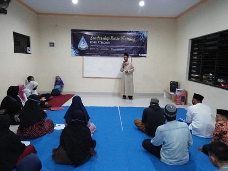 Pesan Alm Kiai Noer Ali, Santri Attaqwa Belajarlah Organisasi di  PII