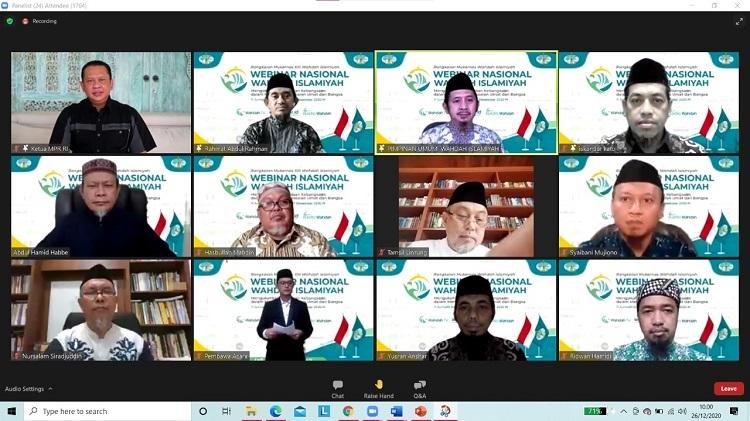 Tamzil Linrung : Umat Islam Harus Jadi Leading di Berbagai Sektor Kebangsaan