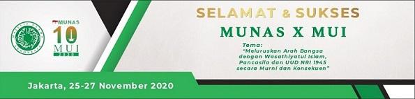 Munas MUI 2020
