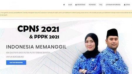 Pemerintah Akan Buka 1,3 Juta Formasi CASN 2021