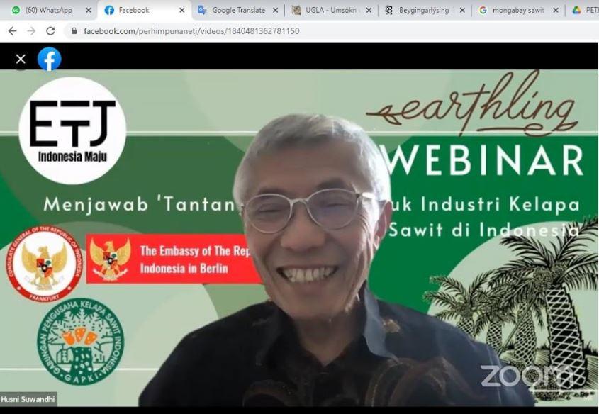 Menjawab Tantangan Sustainability pada Industri Kelapa Sawit di Indonesia