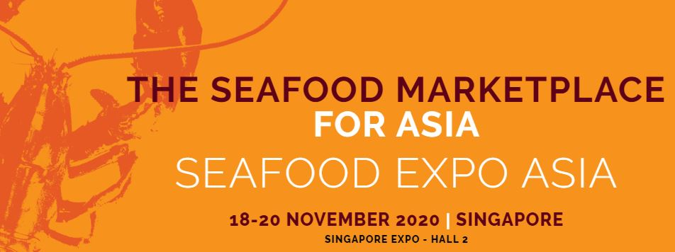 Pengumuman Tanggal dan Lokasi Baru untuk Seafood Expo Asia