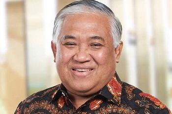 Pernyataan Prof. Dr. M. Din Syamsuddin, MA.