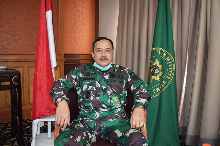 Pelayanan Diutamakan Pengadilan Militer Tak Seseram Yang di Pikirkan