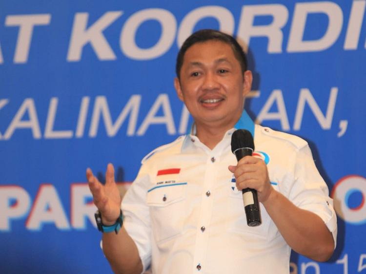 Partai Gelora Pertemukan Gagasan Masyarakat untuk Jadikan Indonesia Kekuatan Lima Dunia