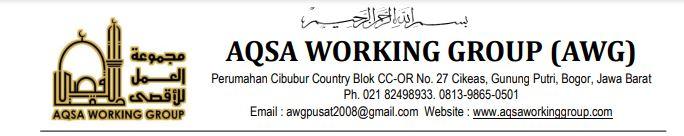 PERNYATAAN SIKAP AQSA WORKING GROUP
