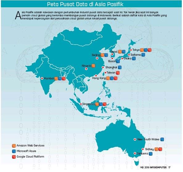 Negara-negara Maju di Kawasan Asia Pasifik Menyediakan Dukungan yang Lebih Kondusif bagi Pengusaha