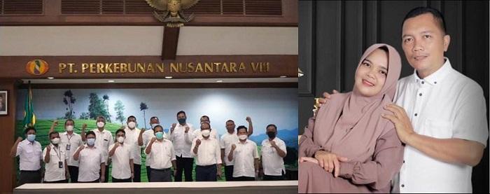 Sosok Mantan Askep PTPN VIII Cikumpay, Yayan Ariatno SP Dimata Karyawan