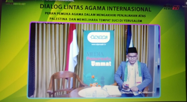AWG Special Webinar Forum Daialog Lintas Agama Internasional