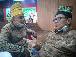 Sekitar 90 % Pemain Film Layar Lebar Arif & Halimah dari Riau