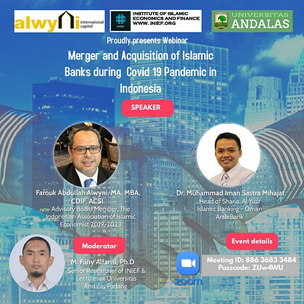 Peningkatan Pangsa Pasar Perbankan Syariah Indonesia Bukan Melalui Merger