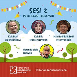 Era Baru Pendongeng Indonesia