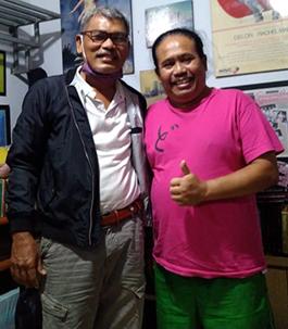 Eddie Karsito: Seniman dan Artis Kenamaan  Sunda Harus Diajak  Ramaikan Festival Jonggol