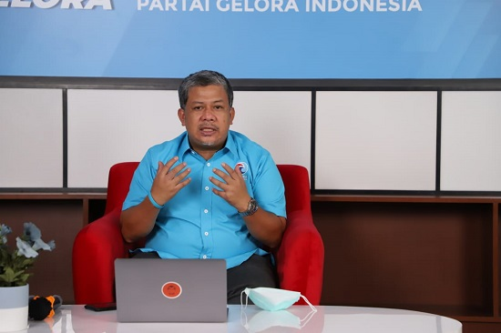 Fahri Hamzah : Soeharto Tokoh Besar yang Berhasil Jadikan Indonesia Disegani
