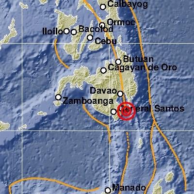 Gempa Bumi Tektonik M 6,9 di Tahuna Sulut, Tidak Berpotensi Tsunami