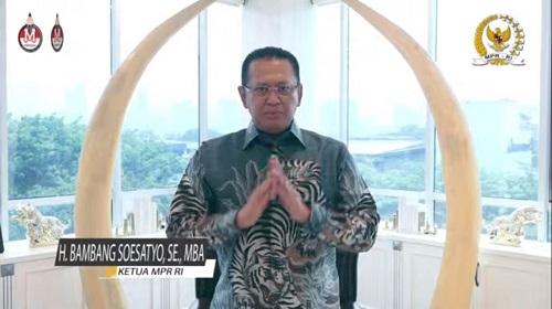 Ketua MPR Bambang Soesatyo Resmi Membuka MONACO 2021