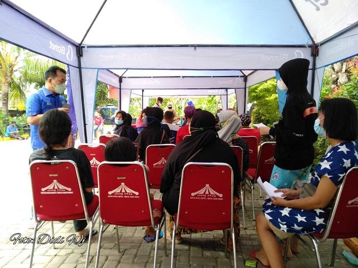Anggota DPRD Fasilitasi Warga Jakarta Timur Vaksiksinasi