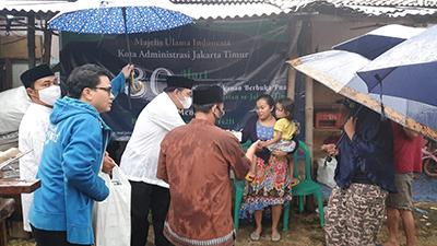 MUI Jaktim Laksanakan Safari Ramadhan
