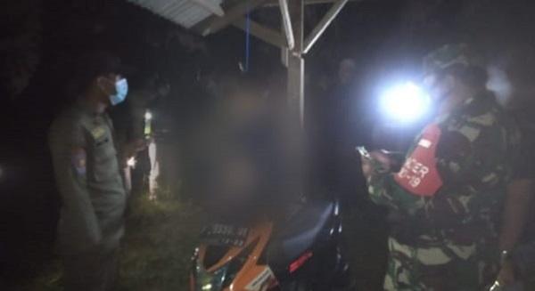 Seorang Pria Ditemukan Gantung Diri di Kampung Citeko, Cisarua Bogor