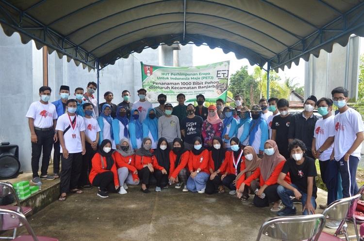 SETAHUN PERHIMPUNAN EROPA UNTUK INDONESIA MAJU (PETJ)