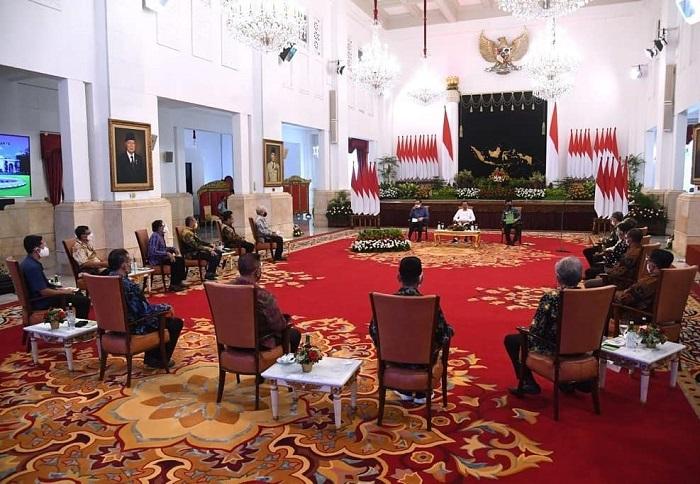 Asosiasi UMKM Mengadu Ke Jokowi Karena Lesu dan Bangkrut