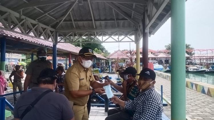 Pulau Seribu Utara Terapkan Pemberlakuan Pembatasan Kegiatan Masyarakat