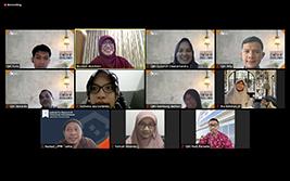 Sakinah Finance dan Pusat Studi Manajemen Harta Islam Tazkia Ajukan Perubahan  SKKNI